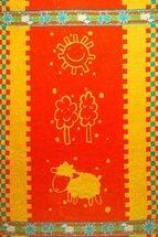 Пляжное полотенце Agnelo 100*150