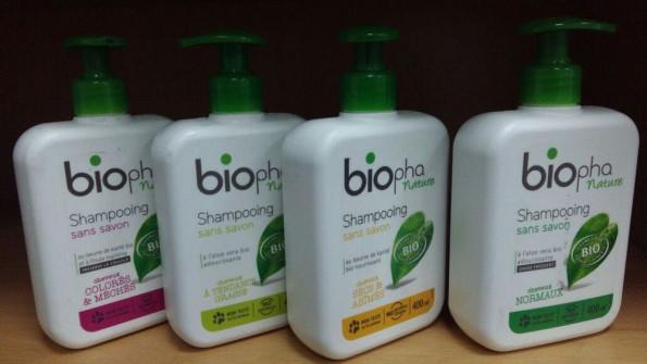 Biopha nature шампунь для волос 400 мл
