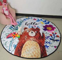 Сумка-коврик 150 см Медведь