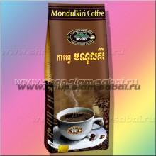 Шоколадный кофе молотый из Камбоджи. Вес 500г