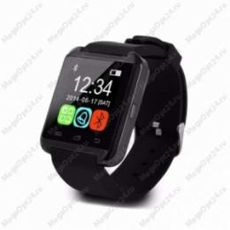 Умные часы Smart Watch U8 bluetooth (черный, белый, красный)