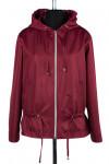 04-2210 Куртка ветровка демисезонная Плащевка Вино