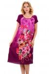 Туника-платье 52-509К Номер цвета: 736