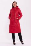 84211 Пальто (D'IMMA)Красный