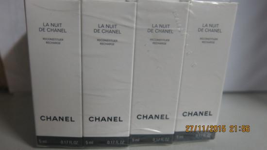 CHANEL LA NUIT creme 5мл