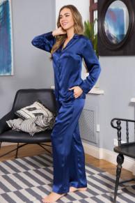Классическая пижама Mia-Mia, Италия  шелк 100%
