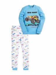 Пижама для мальчика БСТ043-1