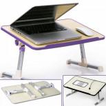 Столик под ноутбук с охладителем для ноутбука