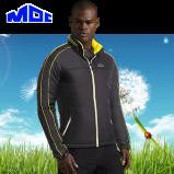 Ветровка оптом - MOC - 346 черный - желтый