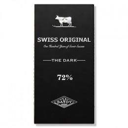 Swiss Original Горький Шоколад 100 гр картон