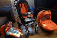 Продаю коляску Adamex by Jogger 3 в 1