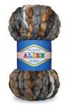 Пряжа BIG BANG 46% шерсть 20% полиамид 34% акрил, 22 м, 100