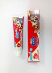 Детская зубная паста со вкусом клубники Kodomo