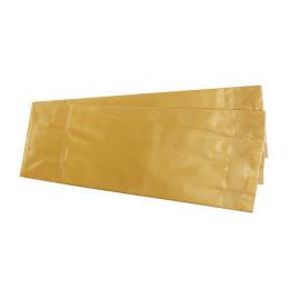 Пакет для чая 100 грамм, золото
