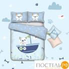 Артикул: 017. Комплект постельного белья (КПБ) из сатина (МД