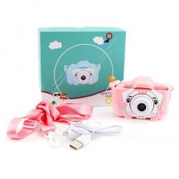 Фотоаппарат детский с селфикамерой