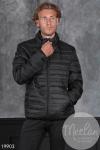 Мужская куртка 19903 черный