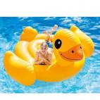 """Игрушка для плавания """"Утка"""", 221 х 108 см"""