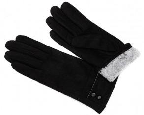 Перчатки женские кашемир\кролик MEI -024