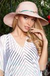Шляпа широкие поля