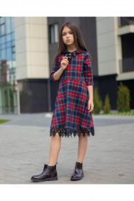 Школьное Платье Для Девочек «KL-3»