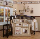 Boutique Baby Teddy Bear  13 предметов