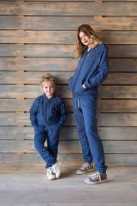 Олимпийка Пушки детская  Family look Одежда люкс Regina Sole