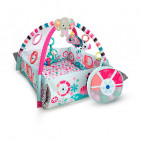 Bright Starts 5-in-1 Your Way Ball Play™ Pink Activity Gym