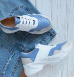 Трендовые кроссовки на высокой подошве. New Collection SS/20