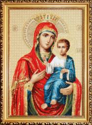 Иверская Божья Матерь - икона (Гобеленовая картина)