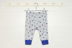 """Ползунки-брюки под памперсы """"Синие звезды"""""""