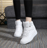 женские ботинки 007, кожа