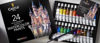Castle Art набор 24шт