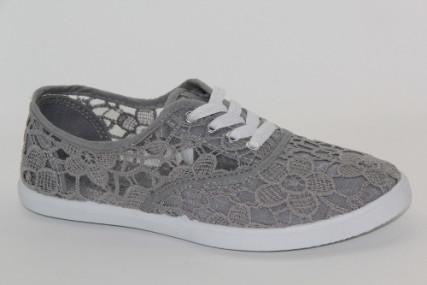 Кеды женские LGL-1305-grey