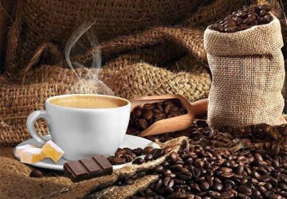 40*50 Аромат кофе