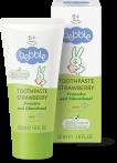 Зубная паста с ароматом клубники Bebble (6 мес.+)