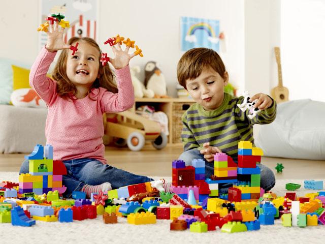 Призы от LEGO® DUPLO® за лучшую идею для детского конкурса!