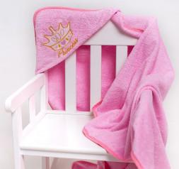 Полотенце с уголком Princess
