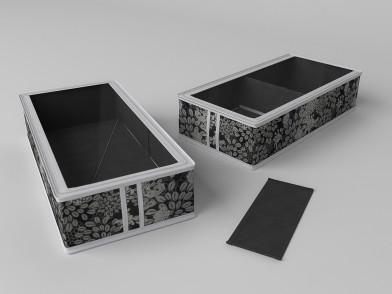 Короб для сапог и полусапожек 26х52х12 см