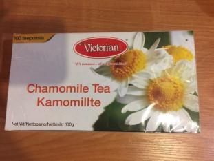 Чай Victorian (с ромашкой) 100 шт