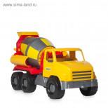"""Машина бетоносмеситель """"City Truck"""""""