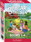 The Boxcar Children Books 4книги