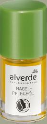 Питательное масло для ногтей Alverde