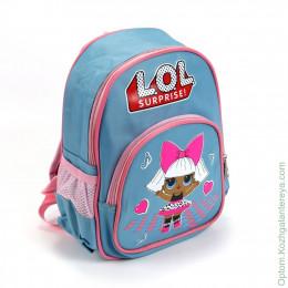 Детский рюкзак Лол 01 Голубой