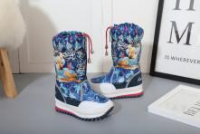Дутики King Boots KB511BL Blau Синий