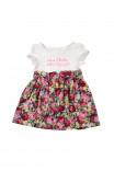 Платье UD 6442 бел/син