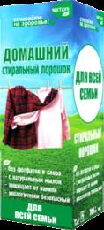 """Стиральный порошок """"Домашний"""" 500 гр"""