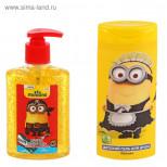 Детский подарочный набор -  гель для душа и жидкое мыло