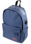Рюкзак молодежный с USB портом и входом для наушников