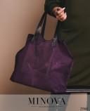 Сумка №494.32-Фиолетовый